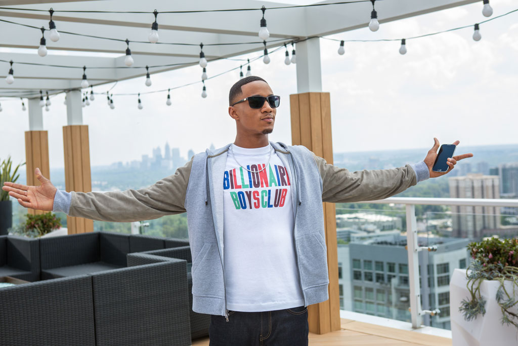 Survivor's Remorse: un'immagine di Jessie Usher nell'episodio In the Offing