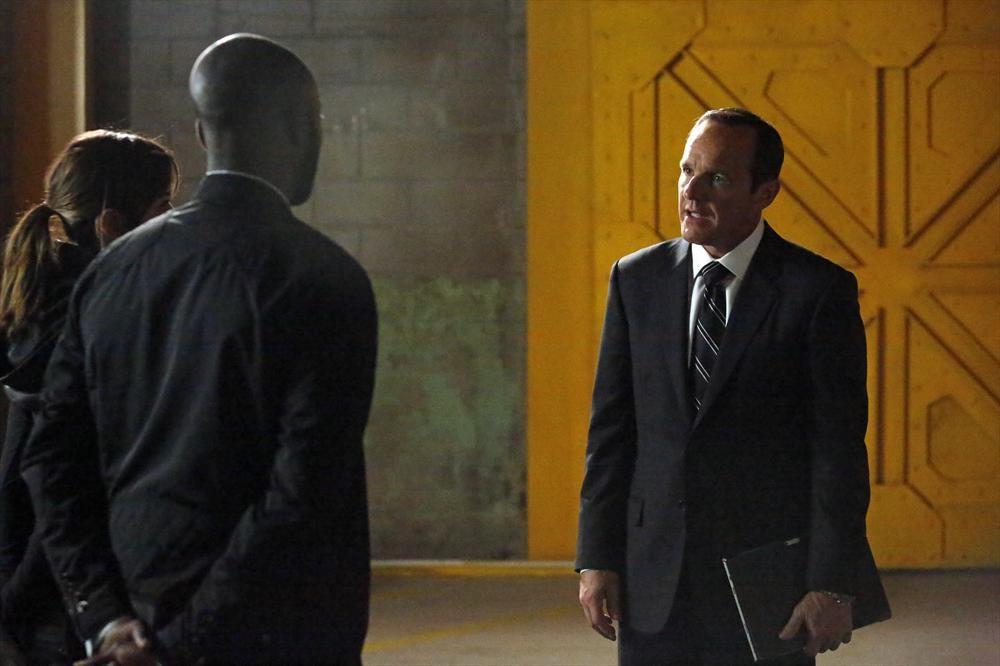Agents of S.H.I.E.L.D.: Clark Gregg nell'episodio Heavy Is the Head