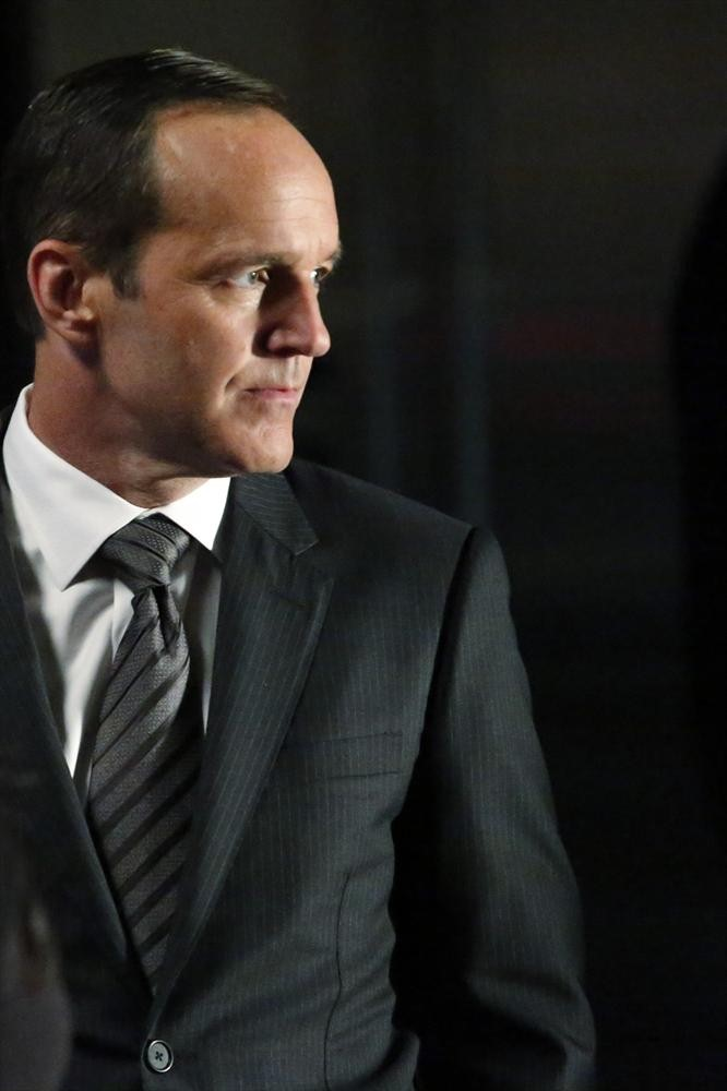 Agents of S.H.I.E.L.D.: Clark Gregg nell'episodio Making Friends and Influencing People