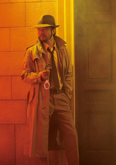 Lupin - Il Film: Tadanobu Asano è l'Ispettore Zenigata in una foto promozionale