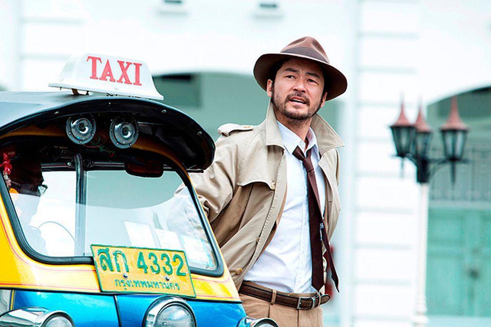 Lupin - Il Film: Tadanobu Asano nei panni dell'Ispettore Zenigata