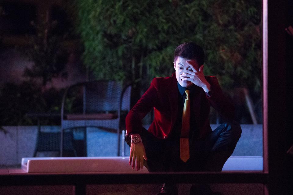 Lupin - Il Film: Oguri Shun in una scena del film nel ruolo di Arsenio Lupin