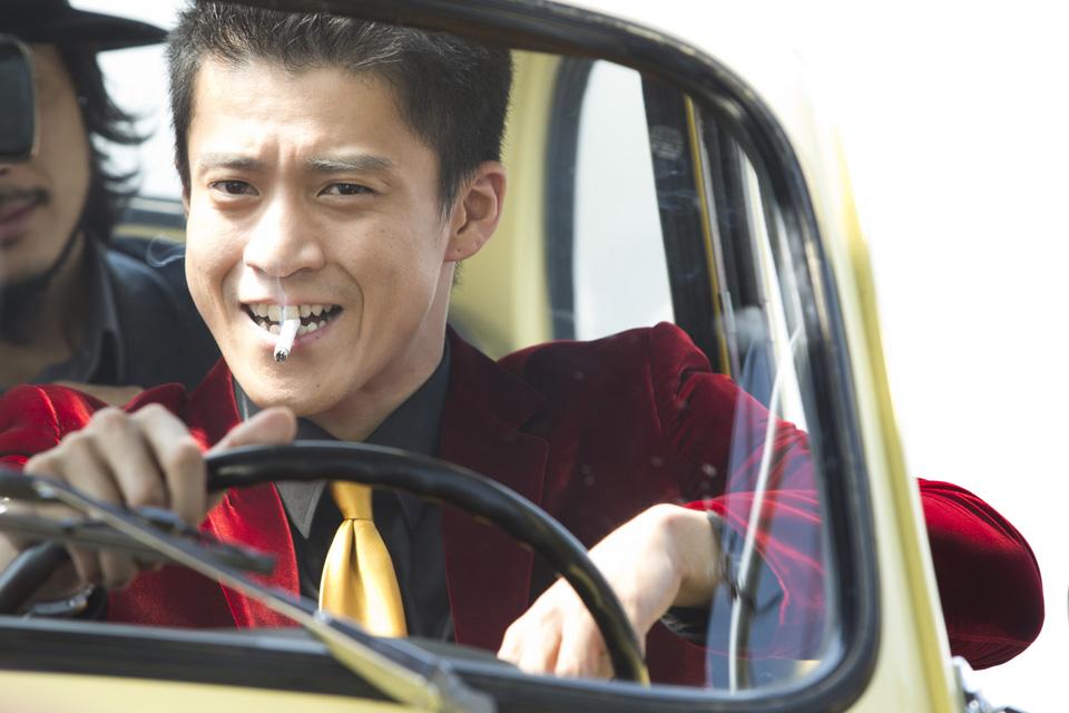 Lupin - Il Film: Oguri Shun è Arsenio Lupin in una scena del film
