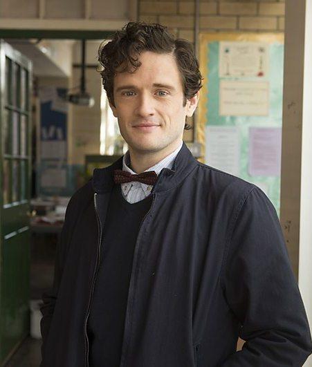 Doctor Who: Edward Harrison nell'episodio The Caretaker