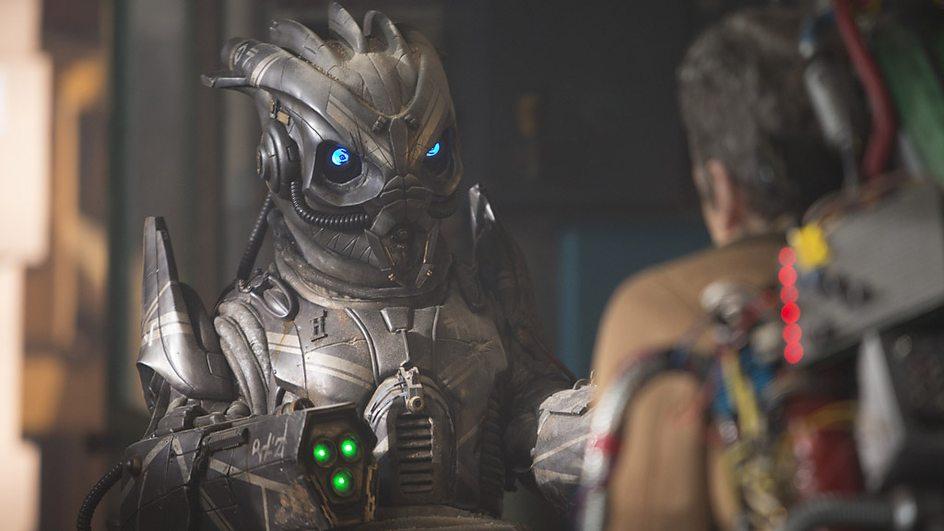 Doctor Who: una sequenza dell'episodio The Caretaker