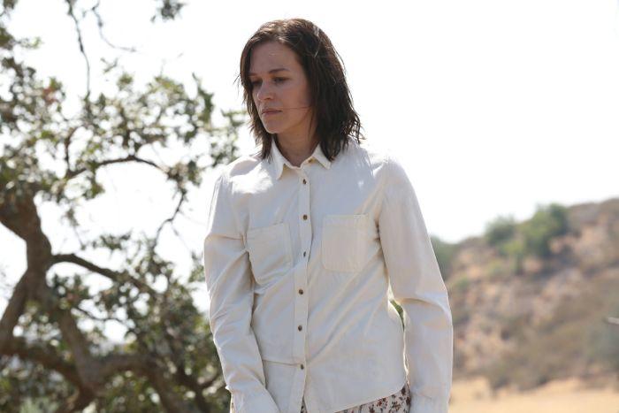 The Bridge: Franka Potente nell'episodio Jubilex