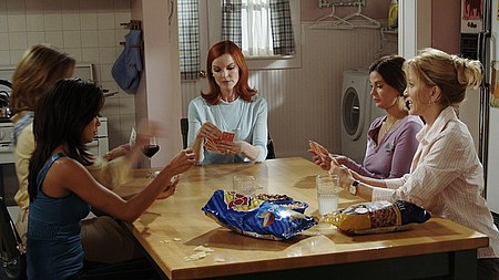 Desperate Housewives: una scena dell'episodio Ritratto di famiglia