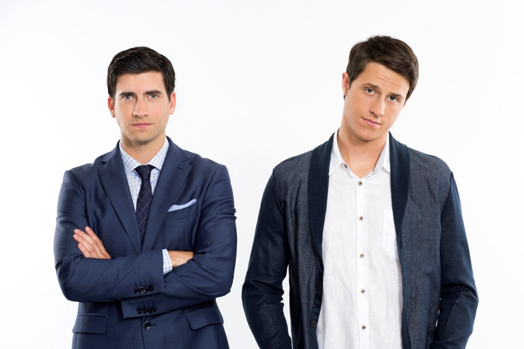 Happyland: Ryan Rottman e Shane Harper in un'immagine promozionale