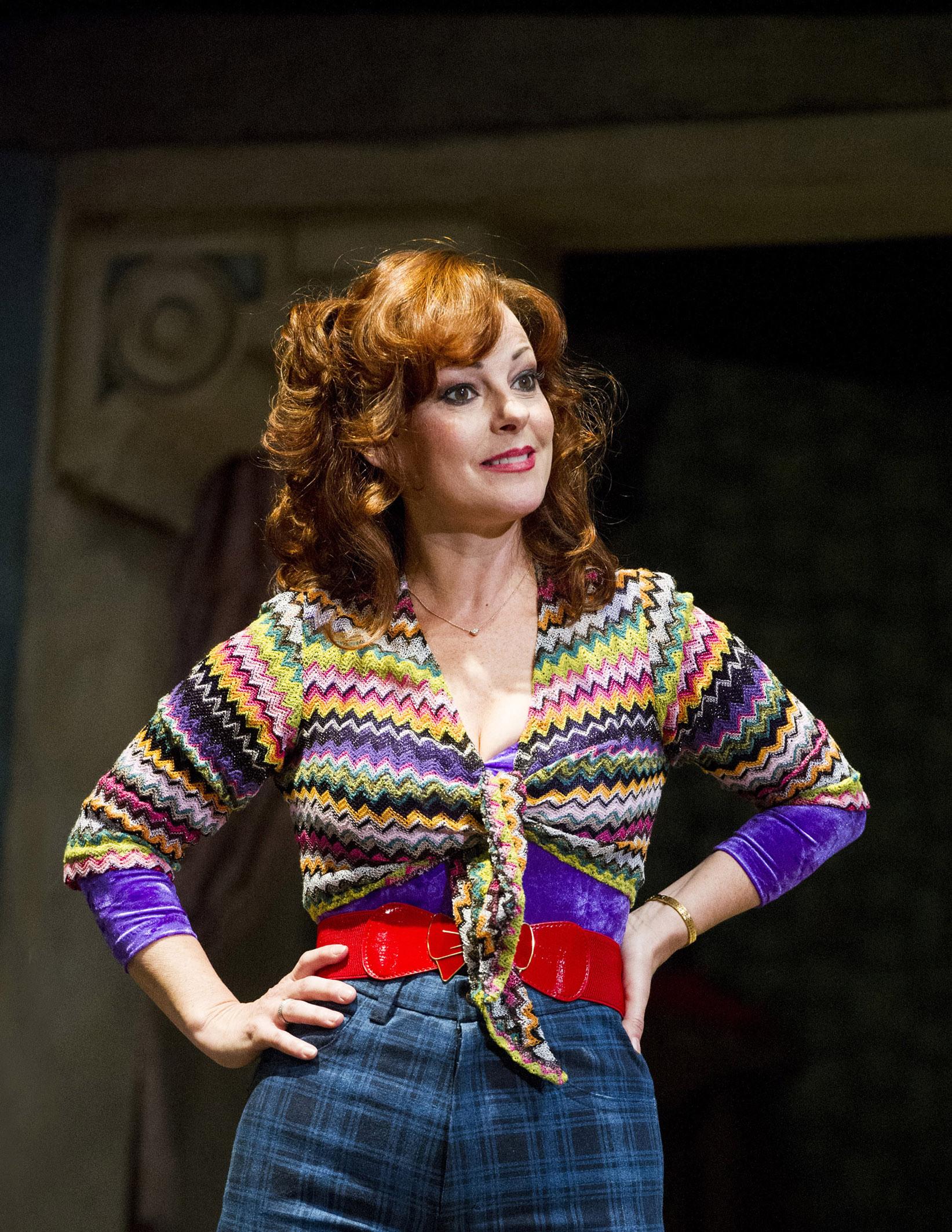 Billy Elliot - Il Musical: Ruthie Hensall in una scena del musical