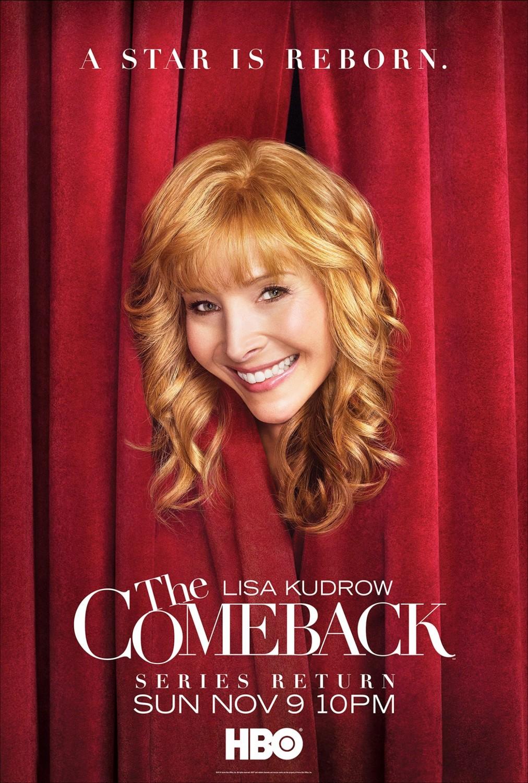 The Comeback: un poster della stagione 2 della serie