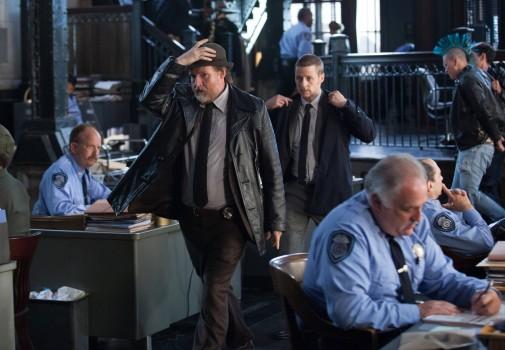Gotham: Donal Logue e Ben McKenzie in The Balloonman