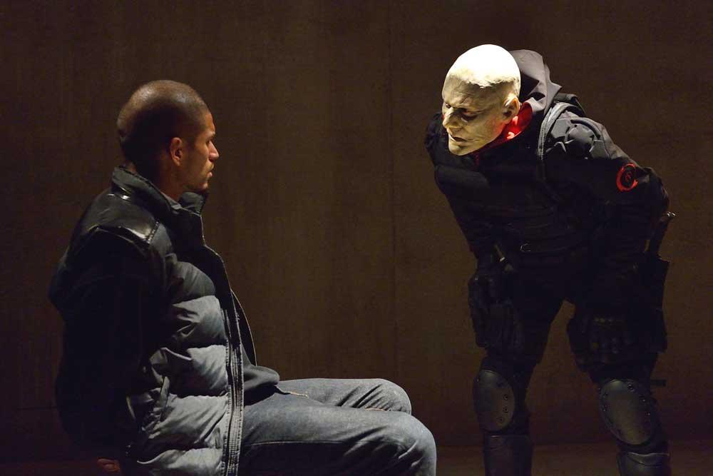 The Strain: Miguel Gómez nell'episodio The Master