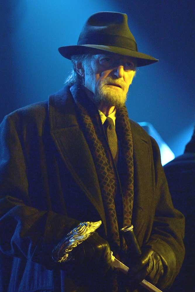 The Strain: David Bradley nella puntata The Master