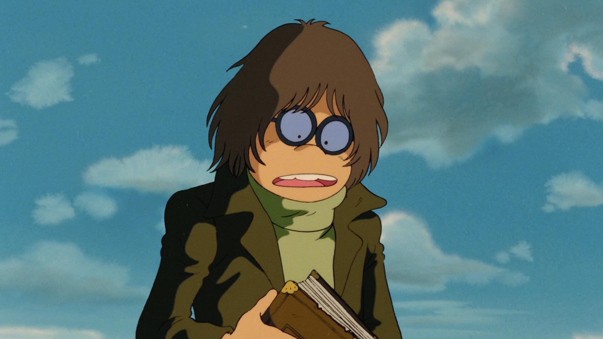 Capitan Harlock - L'Arcadia della mia giovinezza: Tochiro Oyama in una scena