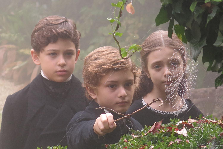 Il giovane favoloso: una scena del film