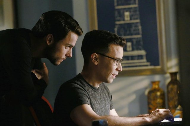 How to Get Away with Murder: una scena dell'episodio It's All Her Fault