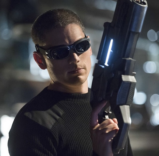 The Flash: Wentworth Miller nei panni di Capitan Cold