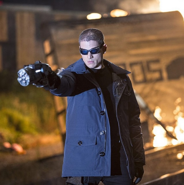 The Flash: Wentworth Miller spara a sangue freddo nei panni di Capitan Cold