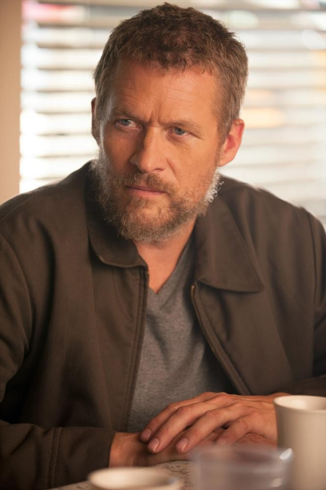 Revenge: James Tupper interpreta David Clarke in Disclosure