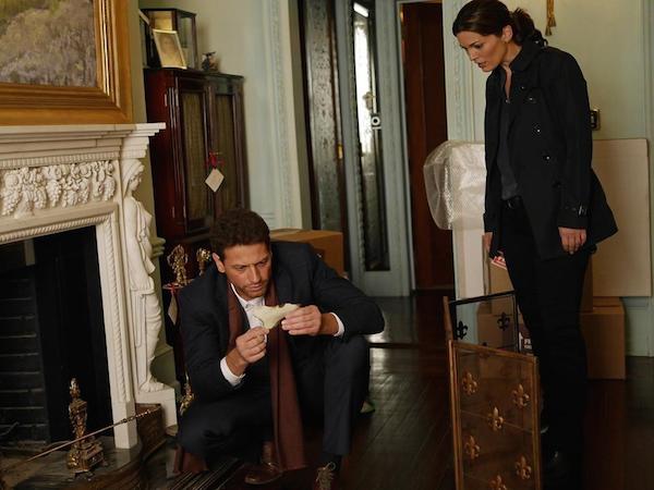 Forever: Ioan Gruffud e Alana De La Garza in The Art of Murder