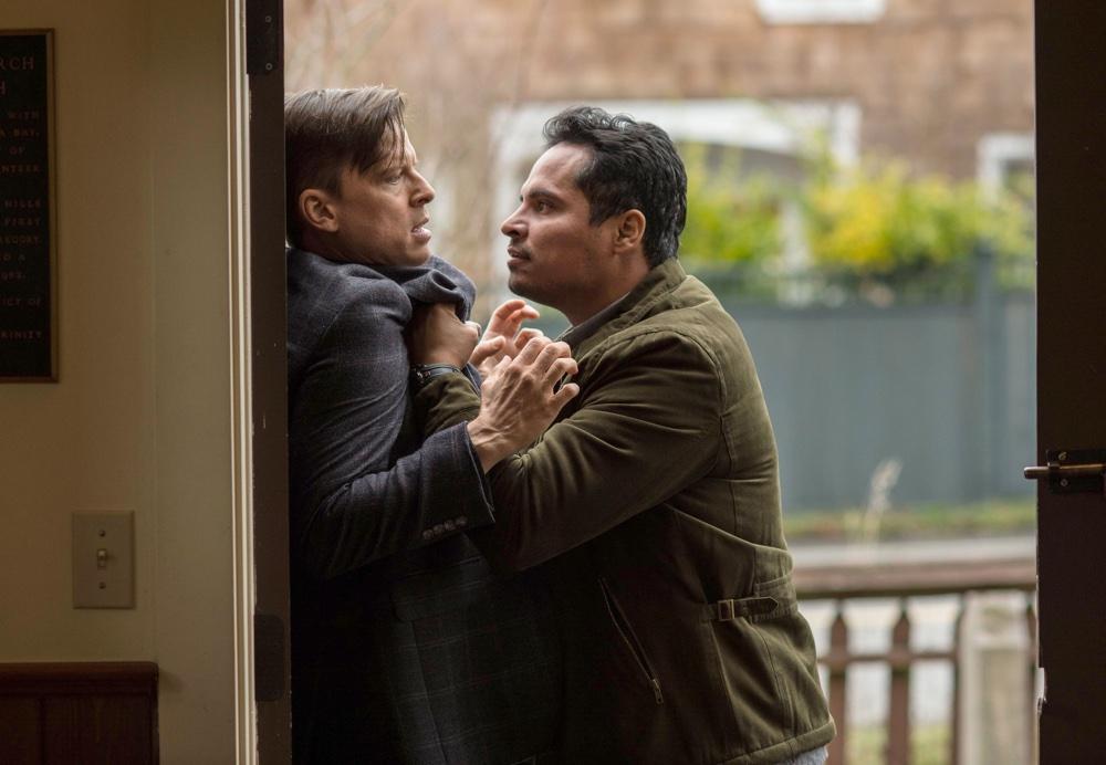 Gracepoint: Michael Peña interpreta Mark Solano