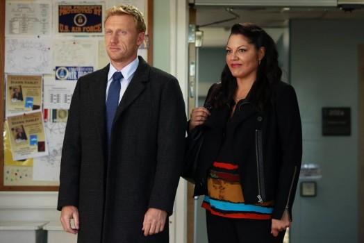 Grey's Anatomy: Kevin McKidd e Sara Ramirez nell'episodio Got to Be Real