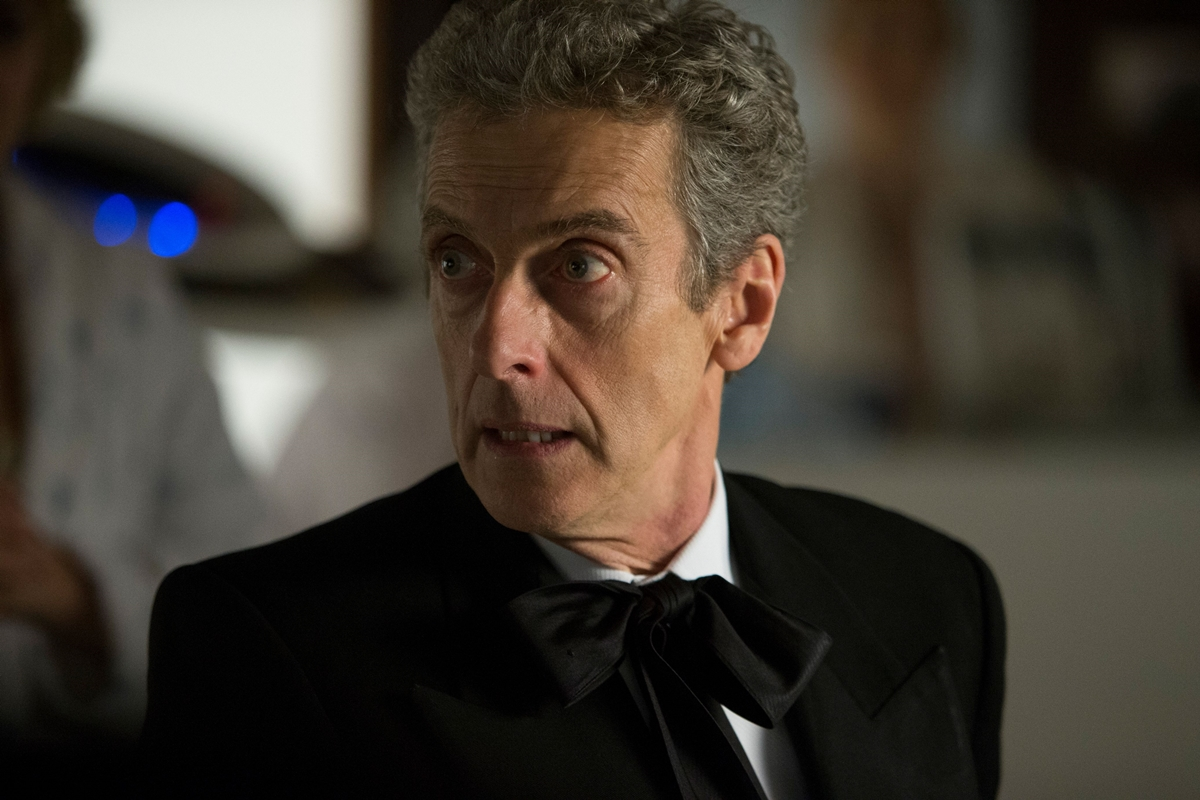Doctor Who: Peter Capaldi interpreta il Dottore in Mummy On The Orient Express