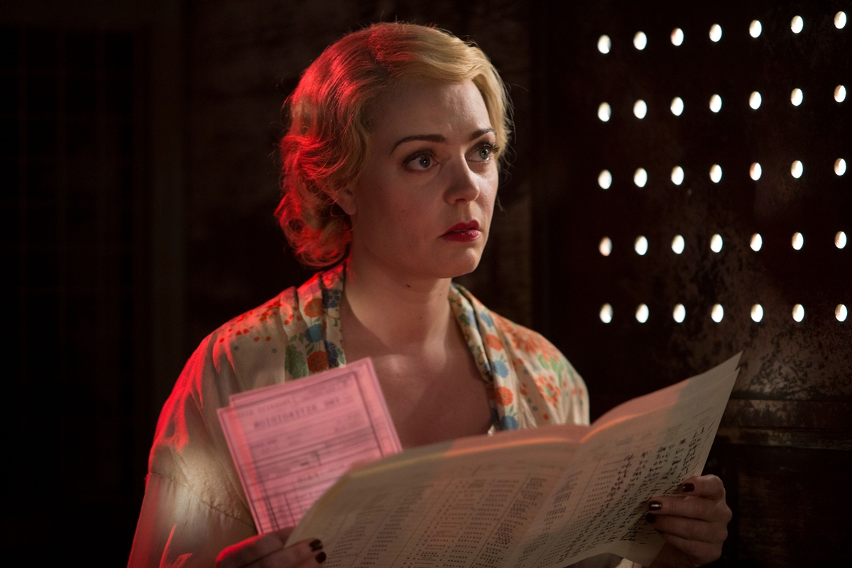 Doctor Who: Daisy Beaumont nella puntata Mummy On The Orient Express