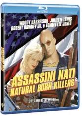 La cover del blu-ray di Assassini Nati