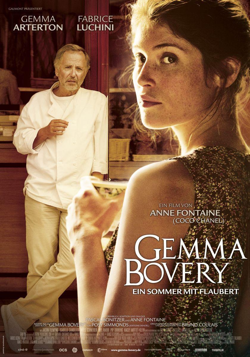 Gemma Bovery: la locandina austriaca del film