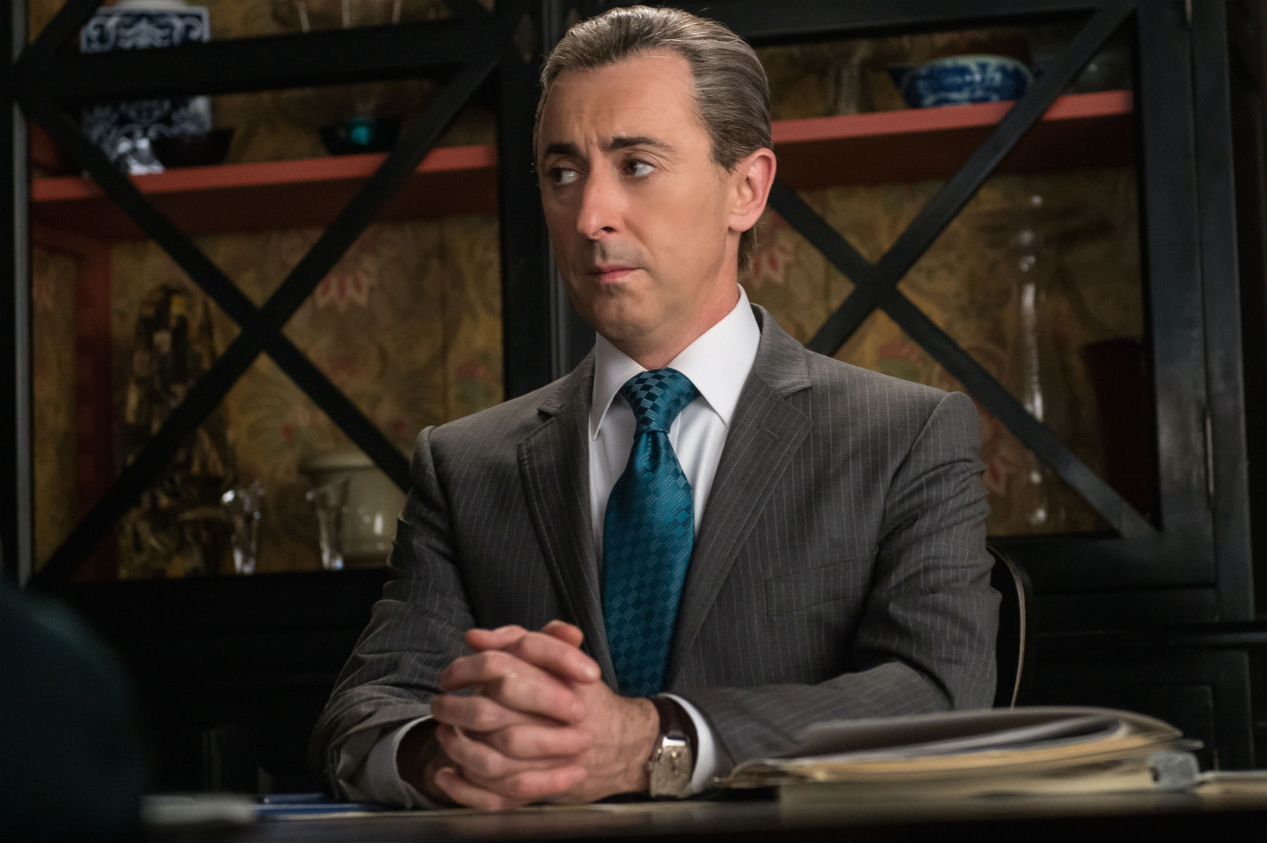 The Good Wife: Alan Cumming nella puntata intitolata Oppo Research
