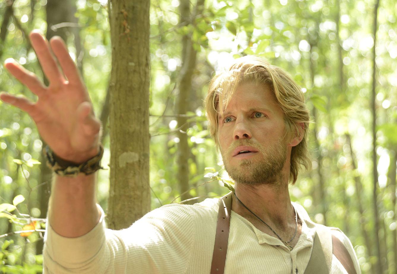 Sleepy Hollow: l'attore Matt Barr nell'episodio intitolato Go Where I Send Thee...