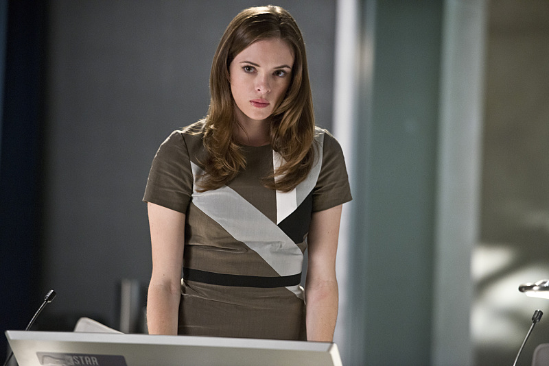 The Flash: l'attrice Danielle Panabaker nell'episodio Fastest Man Alive
