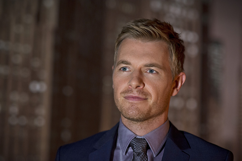 The Flash: Rick Cosnett nell'episodio Fastest Man Alive
