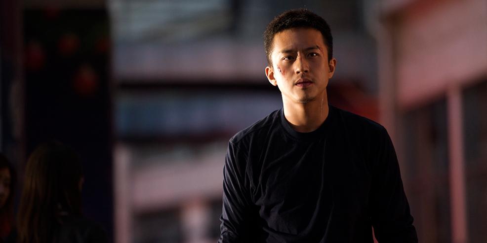 Deng Chao in una scena di The Dead End