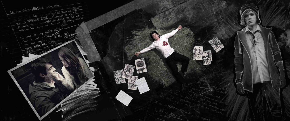 The Knife That Killed Me: Jack McMullen in un momento del film