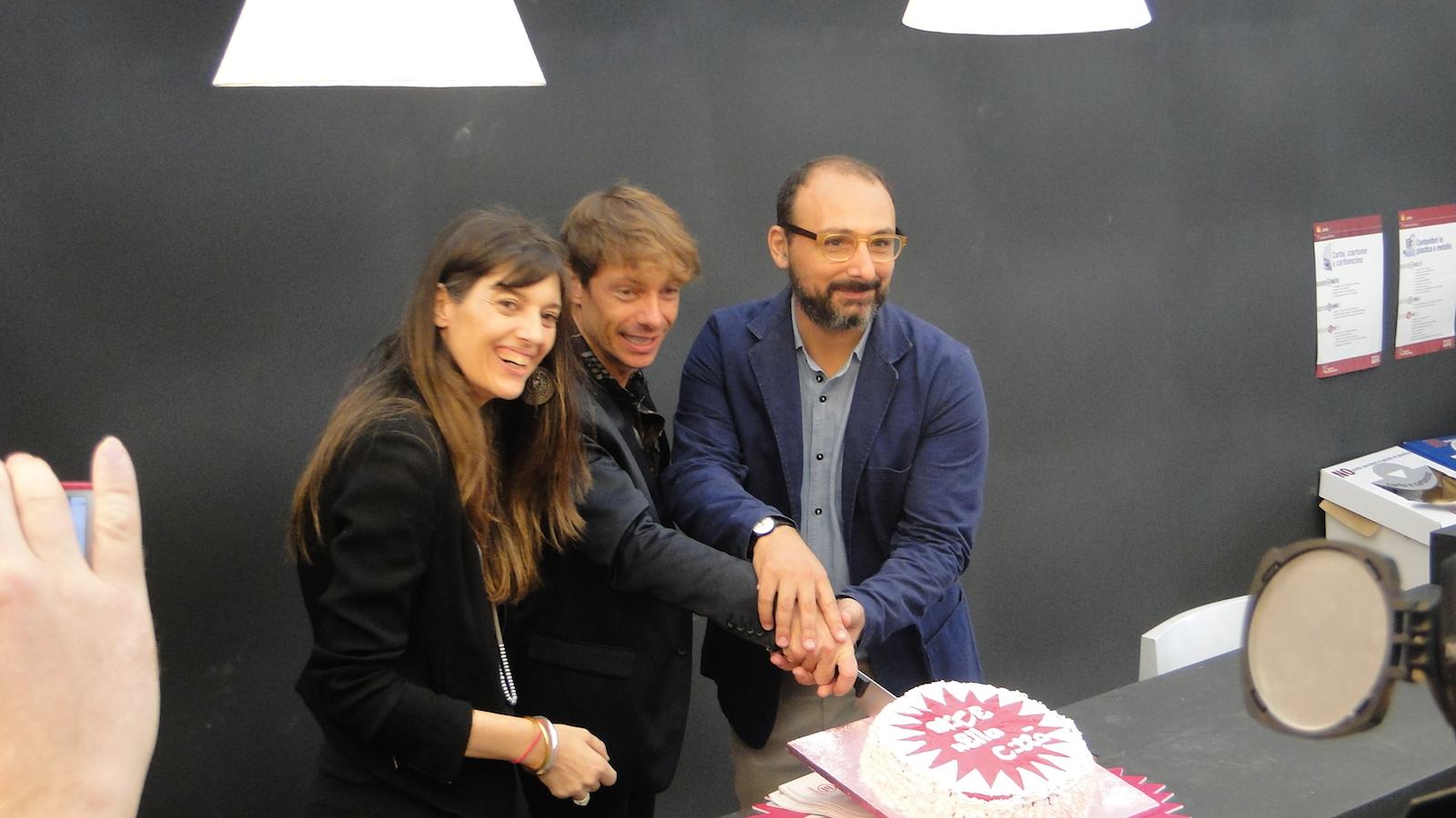Roma 2014: Giorgio Pasotti inaugura Alice nella città