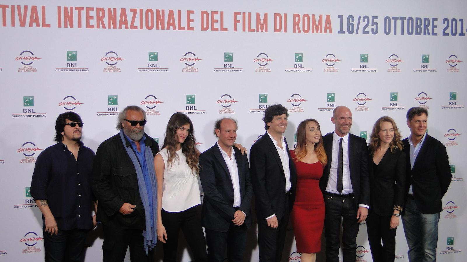 Soap Opera: al photocall di Roma 2014