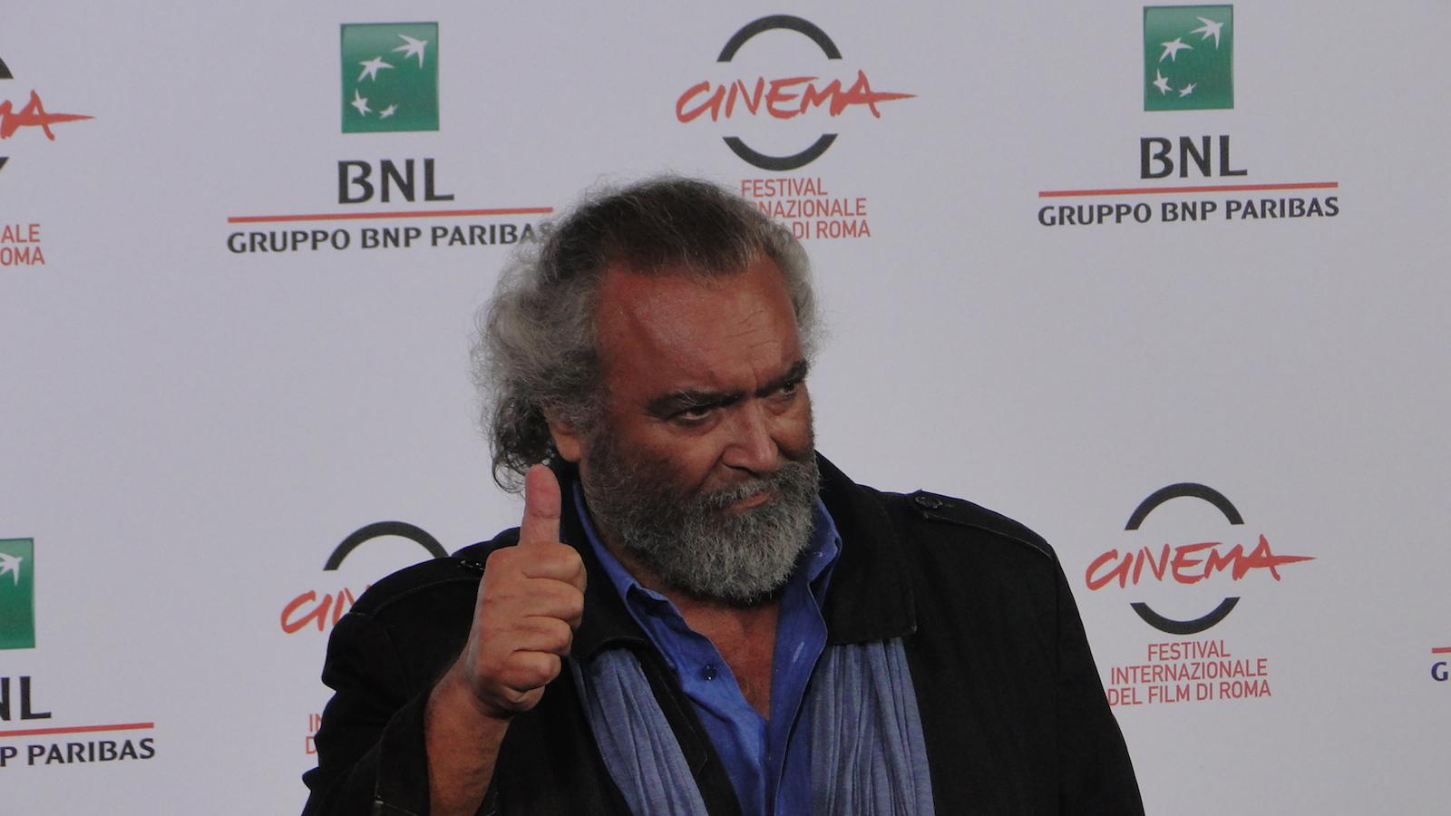 Soap Opera: Diego Abatantuono scherza al photocall di Roma 2014