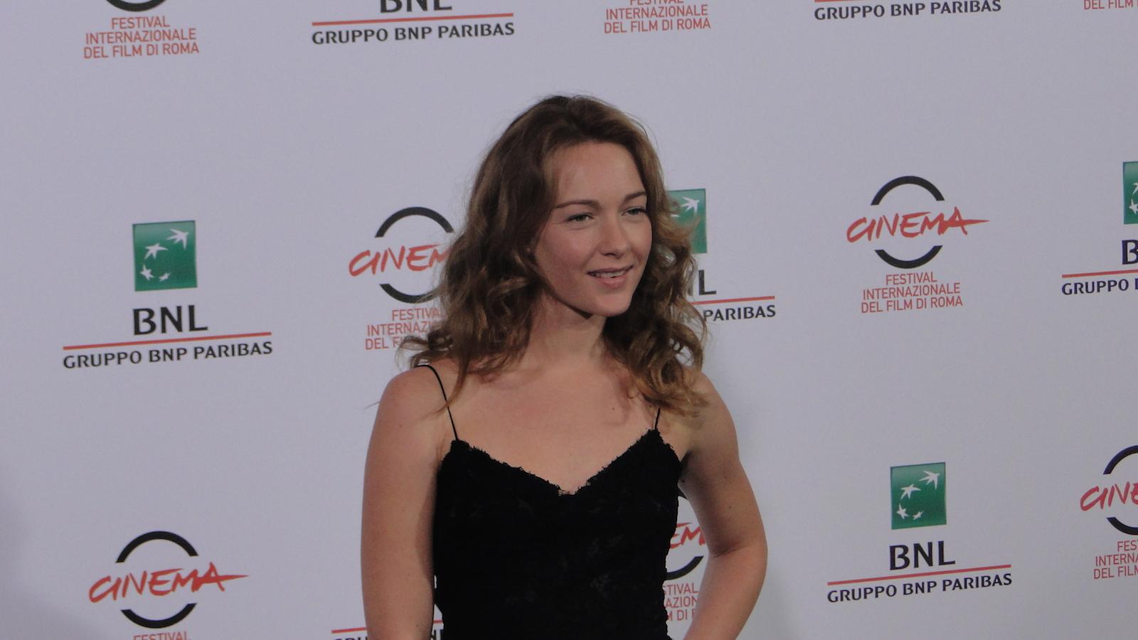 Soap Opera: Cristiana Capotondi posa al photocall di Roma 2014