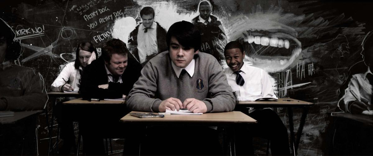 The Knife That Killed Me: Jack McMullen con Charles Mnene e Andrew Ellis in una scena