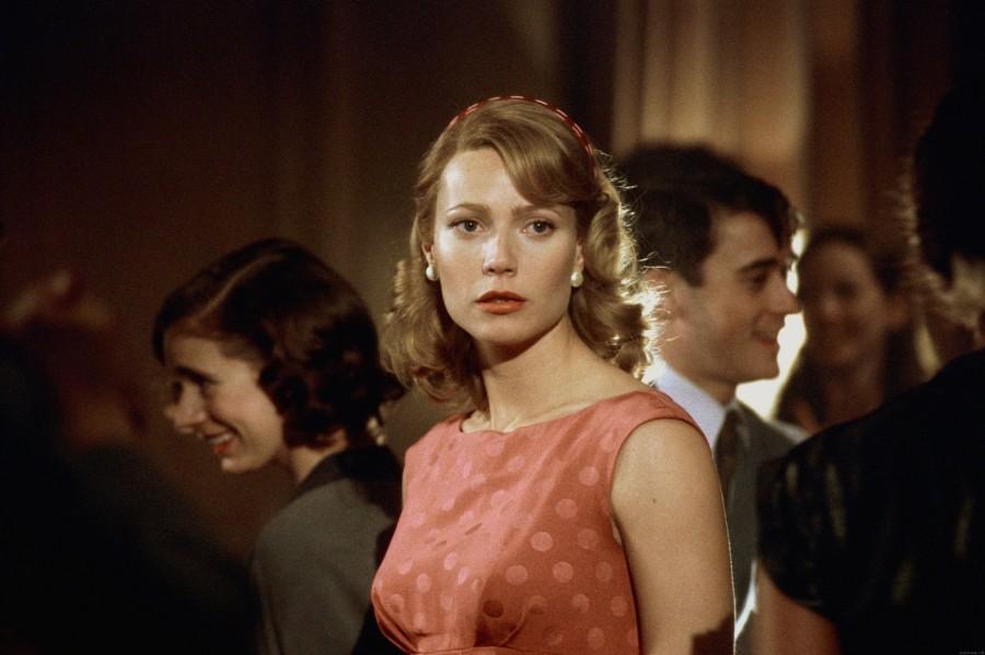 Sylvia: Gwyneth Paltrow in una scena del film