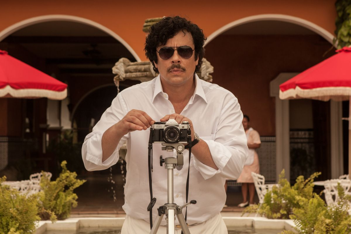 Escobar: Paradise Lost, Benicio Del Toro nei panni di un pericoloso trafficante di droga colombiano