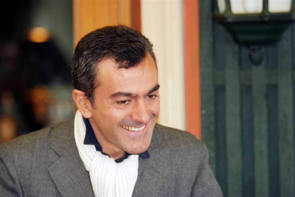 Giulio Cesare - Compagni di scuola: il regista Antonello Sarno in una foto promozionale