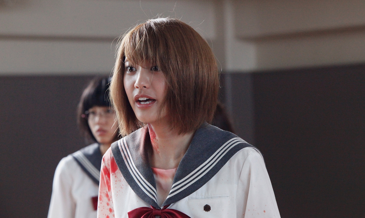 As the Gods Will: Hirona Yamazaki in una scena del film