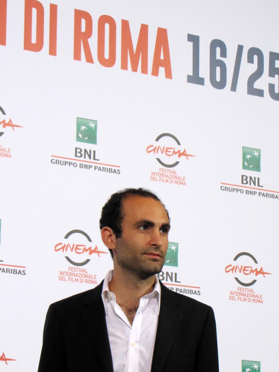 The Narrow Frame of Midnight a Roma 2014: Khalid Abdalla