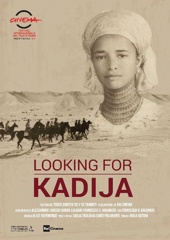 Locandina di Looking For Kadija