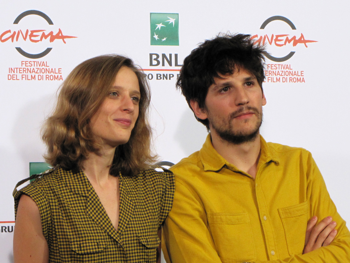 Eden a Roma 2014 - Mia Hansen Love con Felix de Givry presenta il film