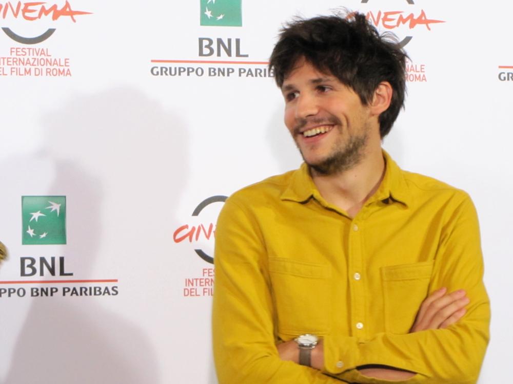 Eden a Roma 2014 - Felix de Givry presenta il film