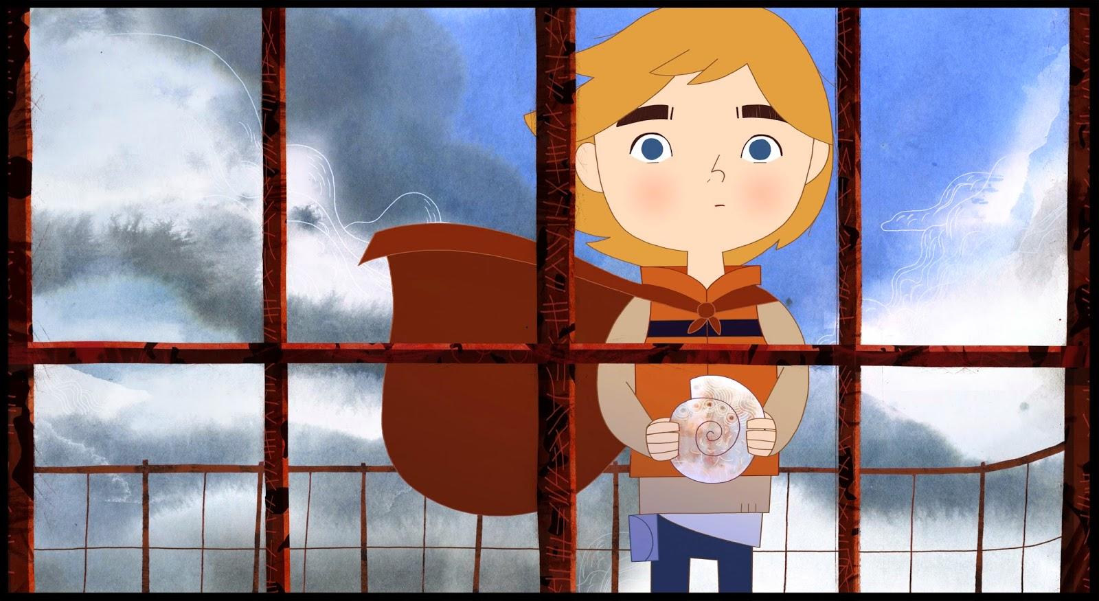 Song Of The Sea: un'immagine del film d'animazione
